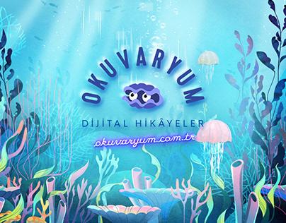Okuvaryum - Dijital Hikayeler