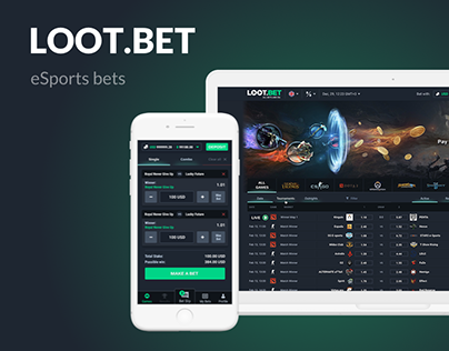 LOOT.BET - eSports bets