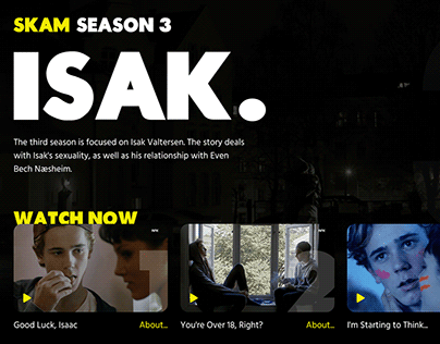 ISAK Season Guide | SKAM