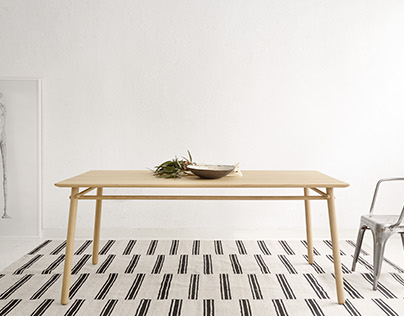Basoa table // TREKU