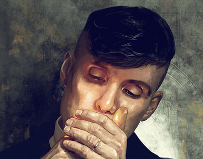THOMAS SHELBY | Personal Work