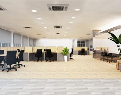 Office Renovation (2020)