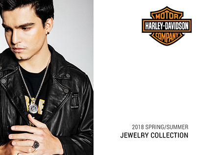 2018 Spring/Summer - Harley Davidson Jewelry Collection