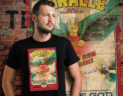 Mr Miracle T-shirt