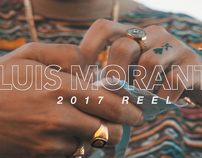 2017 REEL- LUIS MORANTA
