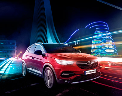 Grandland X - Ad Opel Ireland