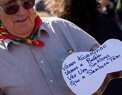 Manifestação da CGTP em Belém – 25-05-2013