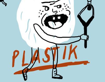 Very bad plastic