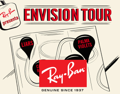 Ray-Ban Envision Tour
