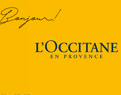 L'oocitane New Initiative