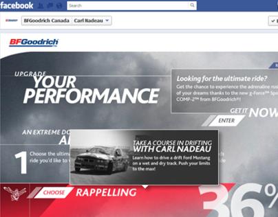 BFGoodrich Facebook Contest