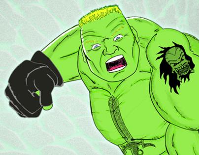 Brock Smash!
