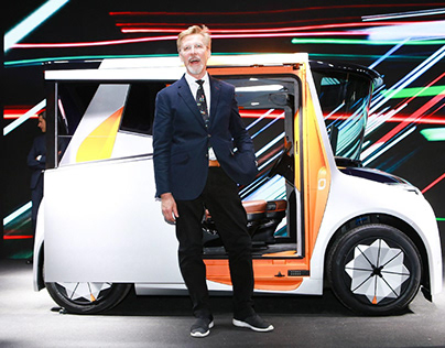 The Creator of the ugliest BMW came off on the Chinese