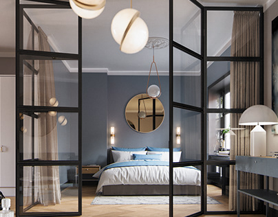 SMALL APARTMENT WITH BOUTIQUE HOTEL FEEL