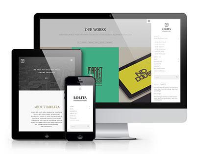 Lolita WordPress Theme