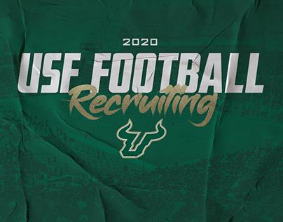 2020 USF Football Recruiting