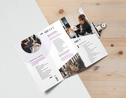 Spawtless Photoshoot + Brochure