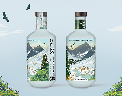 Going Off-Piste: hand-crafted gin for mountain lovers