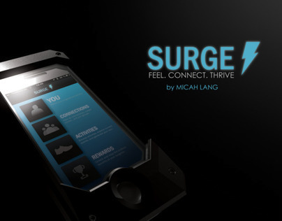 Surge(Degree Project)