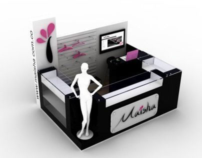 Stand Design for Maisha