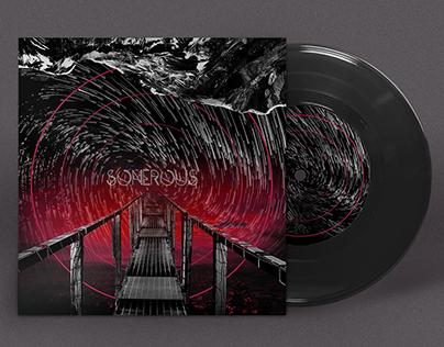 Sonerous | Vinyl LP Artwork / Layout