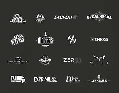 Logofolio 2013 - 2018