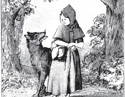 Rich Project: an Adaption of Little Red Riding Hood