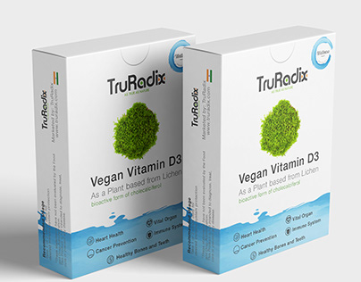 Packaging Design | Health Care Product | Nutraceuticals