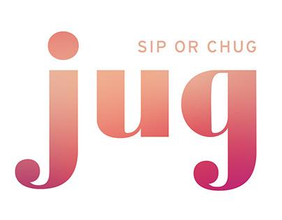 Jug Brand Identity