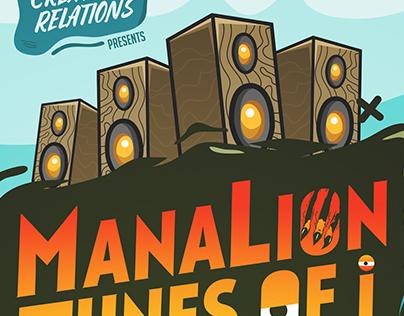 MANALION X TUNES OF I
