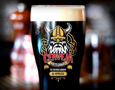 Craft Beer Label | Cerveja Artesanal
