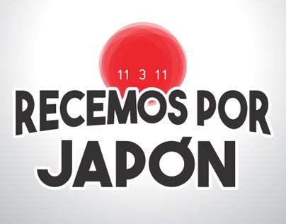 Recemos por Japón