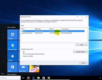 What is the best disk defragmenter for Windows 10?