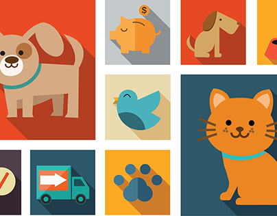 Illustrations for HealthyPets Inc