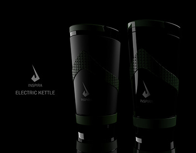 INSPIRA - Portable Electric Kettle