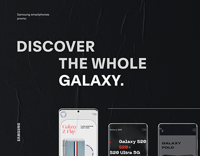 Discover The Whole Galaxy | Samsung smartphones promo