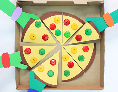 Stop motion pizza!