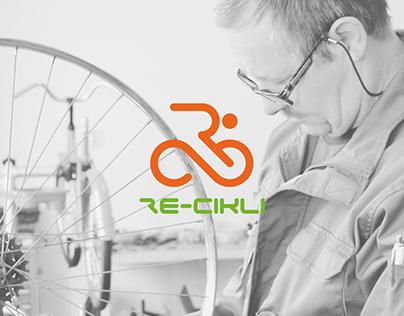 Re-Cikli logo redesign