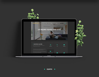 Propuesta WEB Electrolux
