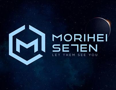 Logo design for Creative Studio Morihei Seven