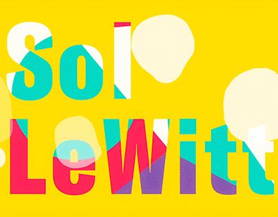 Sol LeWitt in motion
