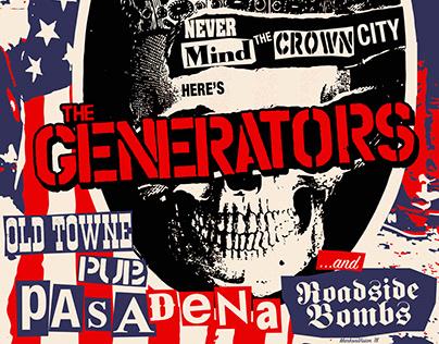 The Generators Posters