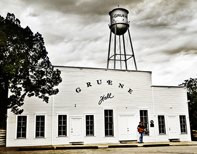 Gruene Hall - Texas' Oldest Continually Operating Dance