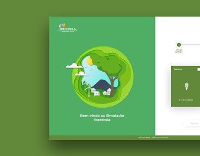 Iberdrola | Webdesign