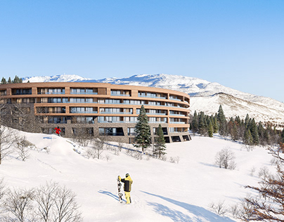 Ski resort in Sweden, Ullådalen