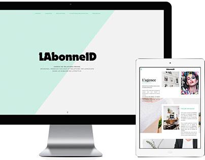 Site Web Agence LAbonneID