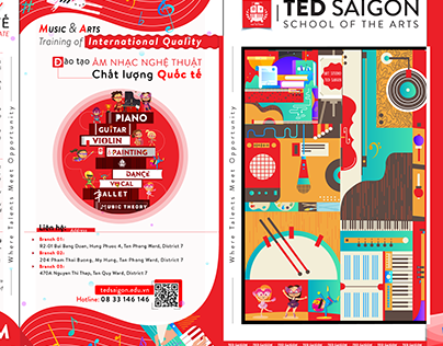 TED SAIGON Brochure