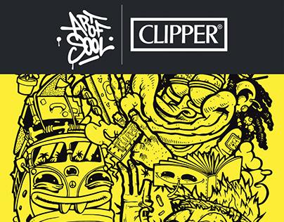 ART OF SOOL x CLIPPER   MERCHANDISING
