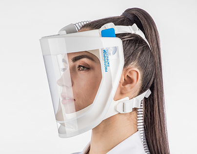 FACEMASK: FULL-FACE PROTECTIVE MASK FOR MEDICS