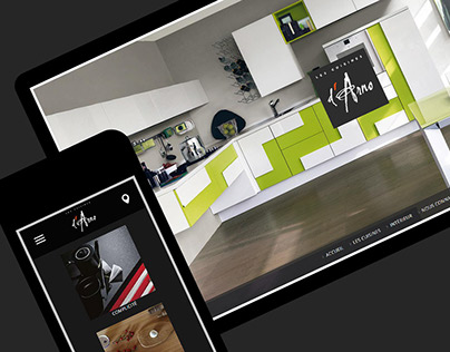 Cuisiniste Website & Mobile